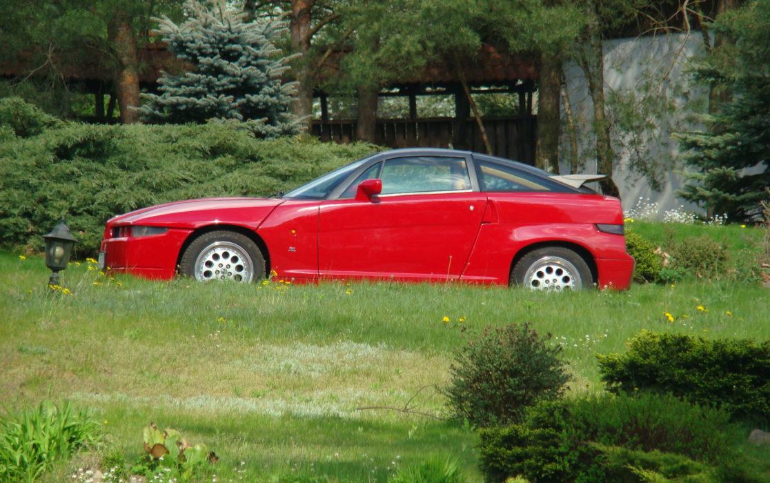Aso Nagórscy - Alfa Romeo